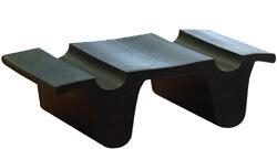 Subfloor rubber pad - UltraFlex